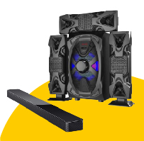Home Theatres and Audio