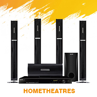 Home Theatres & Audio