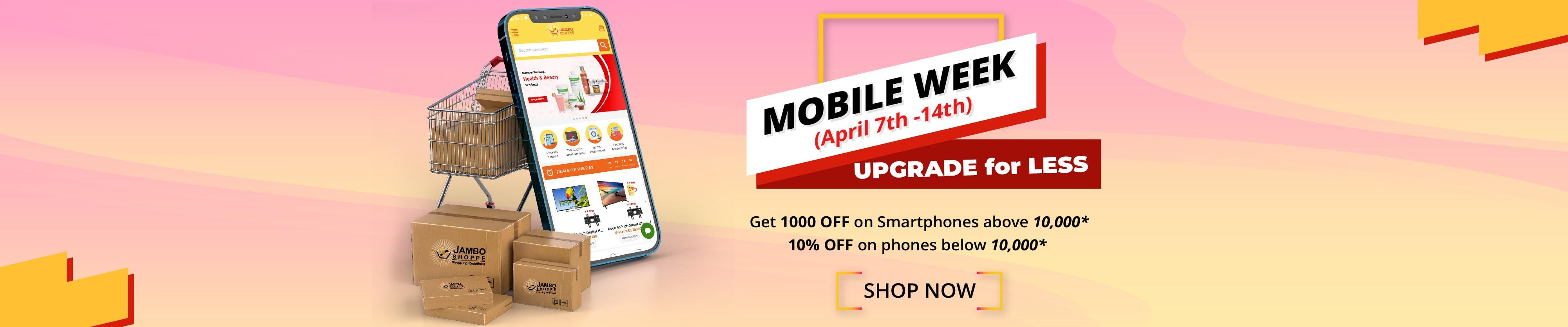MOBILE WEEK PHONES