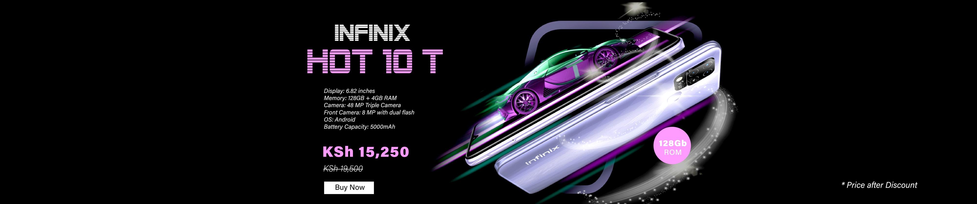 Infinix Hot 10 T