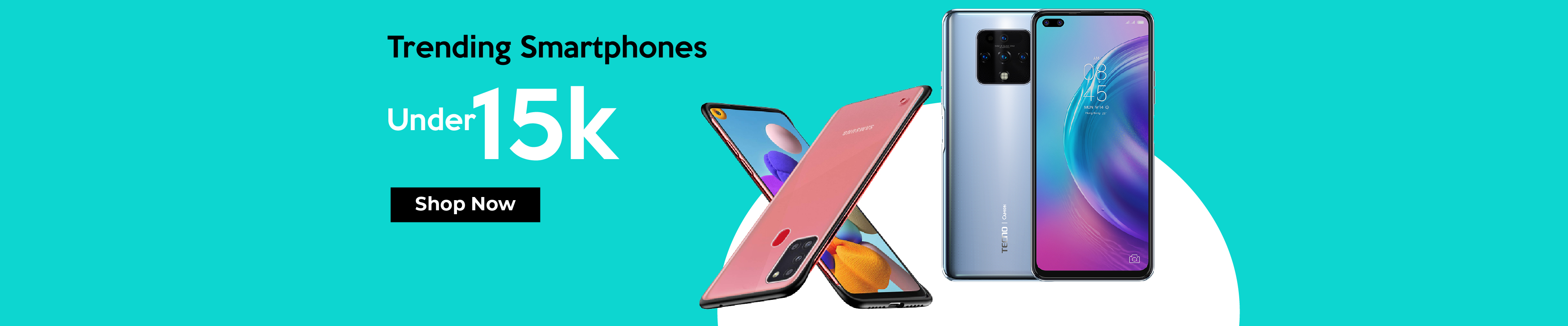 Mobile sales online