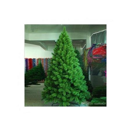180Cm Pine Needle Christmas Tree With 200 Tips Metal Feet