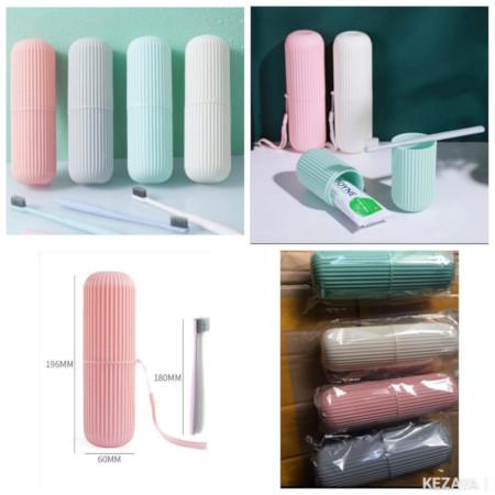 1pcs Portable Toothbrush Toothpaste Holder Storage