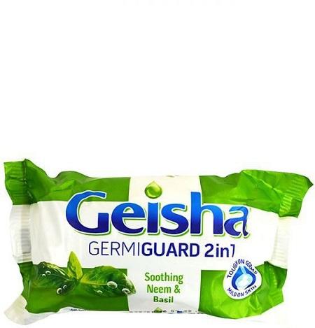 Geisha Germiguard Neem and Basil 225g