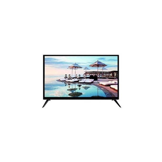 ROYAL 19inch Wide Screen LED Digital TV - Black
