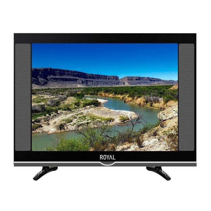 Royal 19inch LED Digital TV – Black