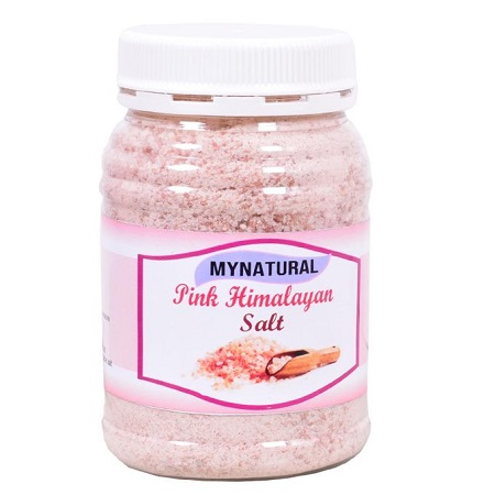 MyNatural Pink Himalayan salt (Pure and Natural) 500g