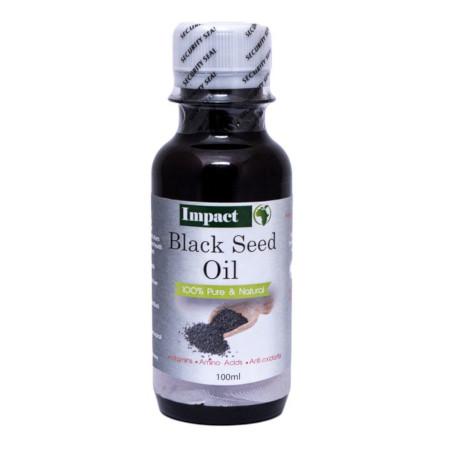 Impact Black Seed Oil 60ml