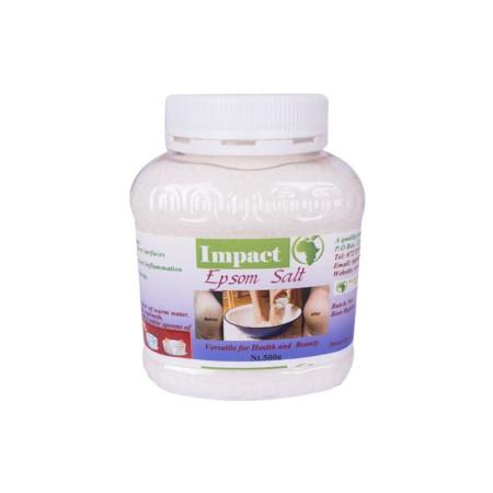 Impact Epsom Salt For Foot Bath-500gm