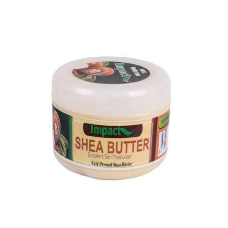 Impact Pure Natural Shea Butter 100% Pure And Natural -150g