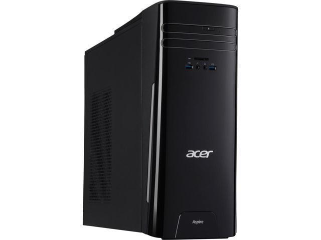 ASPIRE DESKTOP 7TH GEN CORE I5-7400 12GB DDR4 2TB HDD