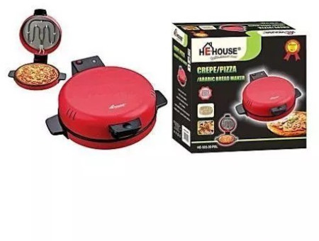 30 Cm Die Cast Plate Cool Touch Handle Non-Stick