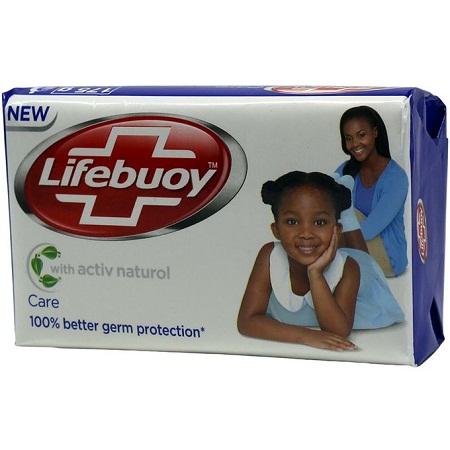 Lifebuoy Care Soap 75g
