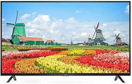 TCL 32D3001 - 32 Inch- Digital LED TV - Black