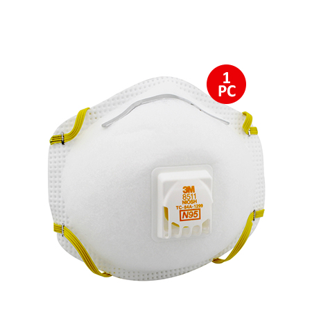 3M 8511CN N95 Respirator (1Pc)
