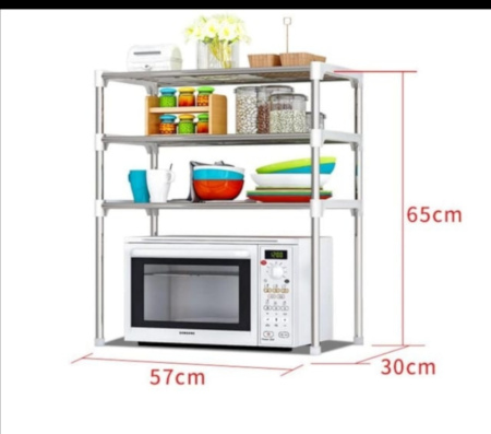 3 Tier Microwave Stand