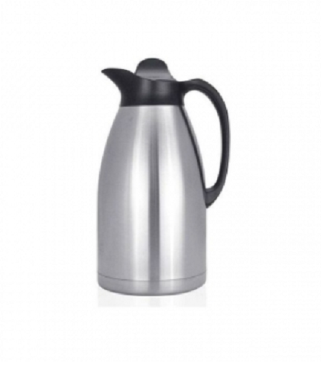 Stainless Steel Thermos Flask - 3 Litres Silver