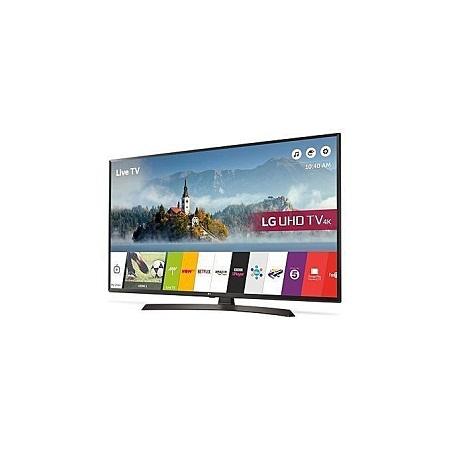 LG 49UK6400PVC - 49 inch- Smart UHD 4K LED TV - HDR - Black -2018 MODEL