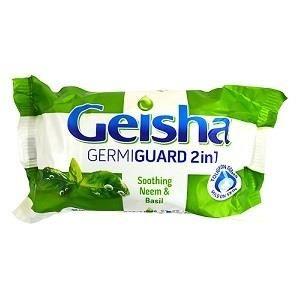 Geisha Germiguard Neem & Basil 125g