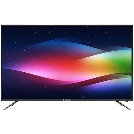 Ctroniq 65 Inch 4K/8K Ultra HD Smart LED TV - 3 HDMI - 2 USB - Black