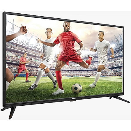 SOLSTAR 50AS6000 SS ,50 Inch - 4K Smart Smart LED TV - Black