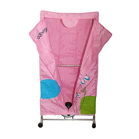 ARMCO ACD-011MT - Multipurpose Clothes Dryer - Pink