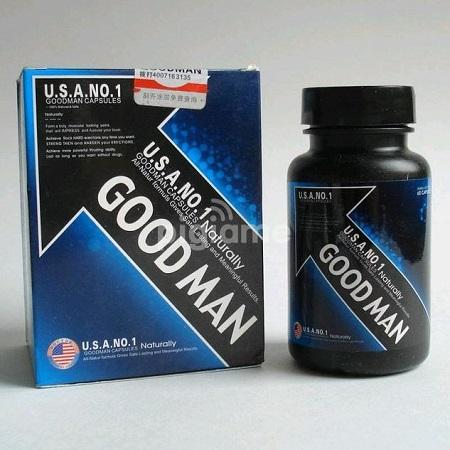 Original goodman capsules