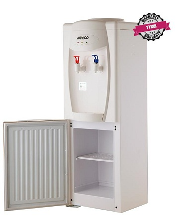 ARMCO AD-16FHC(W) - 16L Water Dispenser, Hot & Cold, White.