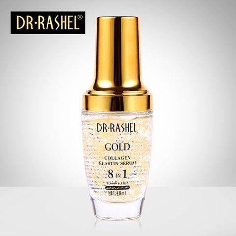 Dr. Rashel New Gold Collagen Elastin 8in1 Face Serum 40ml clear