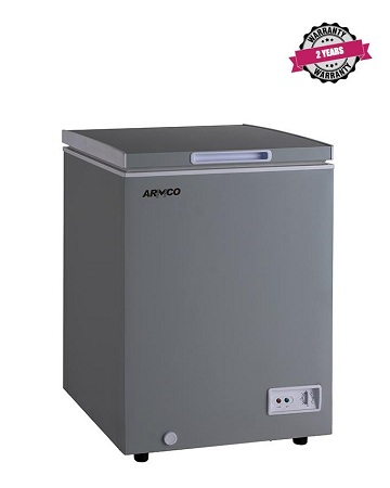ARMCO AF-C09CP(K) - 93L, (4.5Cu.ft.g) Cool Pack, Step-inn Freezer