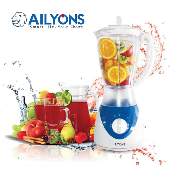 AILYONS FY-304 2In Blender With Grinder- 1.5litres