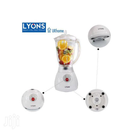 AILYONS/LYONS 1.5L 2 In 1 Quality Motor Stainless Steel Blender