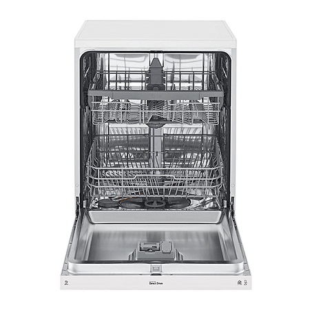 LG DFB512FW - Inverter Direct Drive Dish Washer / 14ppl - White