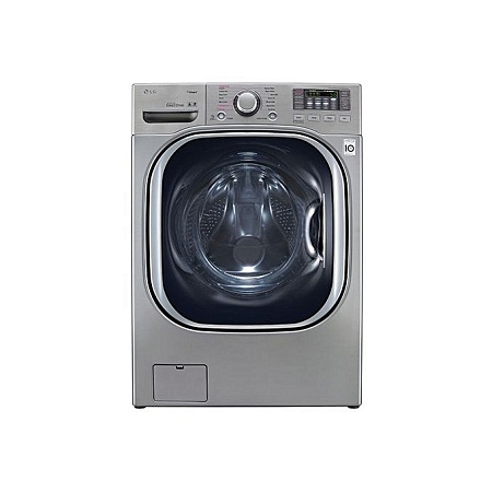 LG F0K1CHK2T2 - 20/11kg 1000 RPM Front Load Washer/Dryer - Stainless Silver