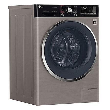 LG F4J9JSP2T - 10.5/7kg G+ Good Front Load Washer/Dryer