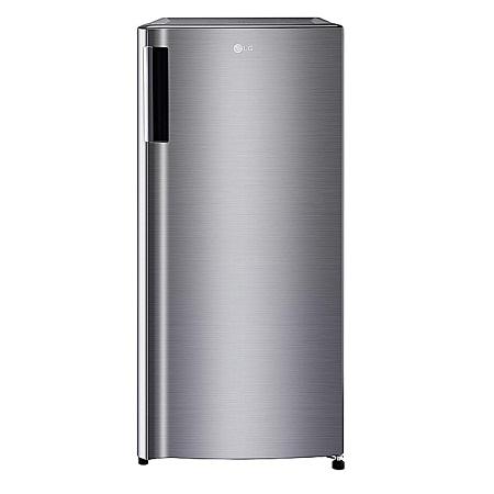 LG GN-Y201SLBB 169L/5.97 ft³ Single Door Fridge - Silver