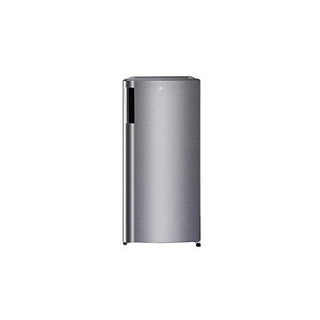 LG GN-Y331SLBB 199L/7.03 ft³ Single Door Fridge