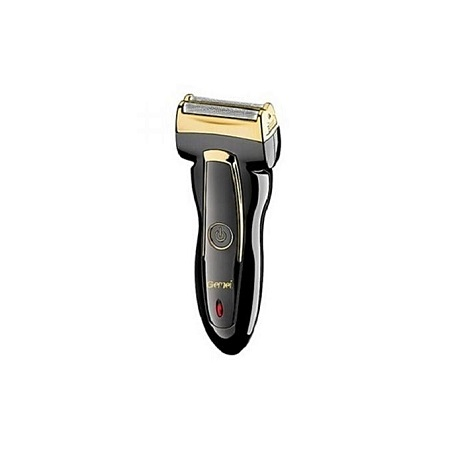 GEMEI Rechargable Shaver/Smother - GM-9002-Black /GOLD