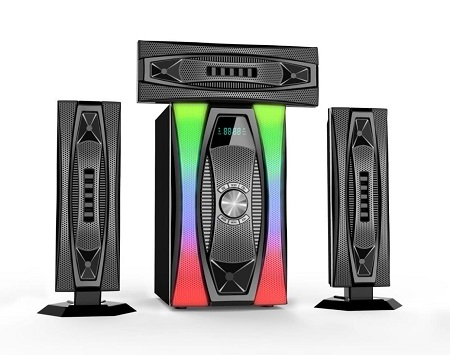 PREMIER P-3551BT 3.1CH MULTIMEDIA SPEAKER SYSTEM