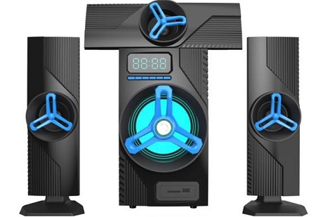 PREMIER PM3606BT 3.1CH MULTIMEDIA SPEAKER SYSTEM