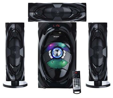 PREMIER PM-X2BT 3.1CH MULTIMEDIA SPEAKER SYSTEM