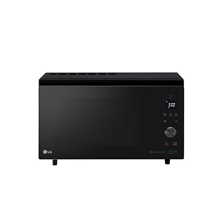 LG MJ3965BCS - 39L INVERTER Convection NeoChef Microwave Oven - Black