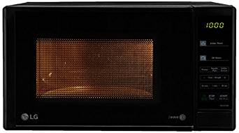 LG MS2043DB - 20L SOLO Microwave Oven - Black