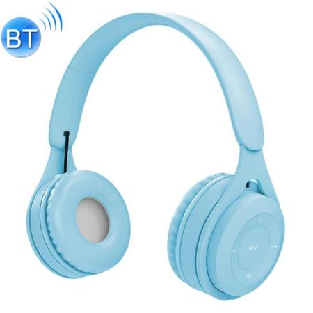 Y08 Hifi Sound Qualityaron Bluetooth Headset(Blue)