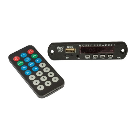 MP3 Usb Digital Player 12v