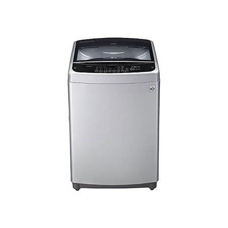 LG T1366NEFVF - 13 Kg Top Load Washing Machine - Silver