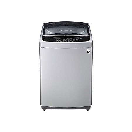 LG T1666NEFTF - 16 Kg Top Load Washing Machine - Silver