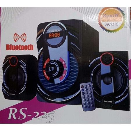 Royal Sound Subwoofer,Hitech MultiMedia BLUETOOTH-FM-USB,8500W
