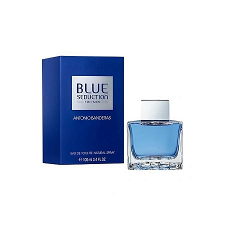 Blue Seduction Men EDT-100ml
