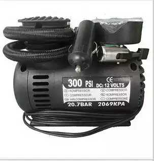 Air Compressor - Fast Air Inflation